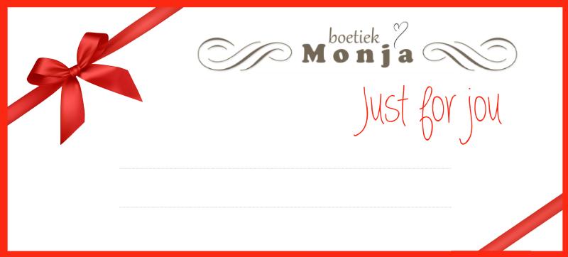 Cadeaubon Monja