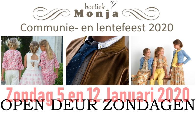 openderudag Monja Herentals 5 januari 12 januari